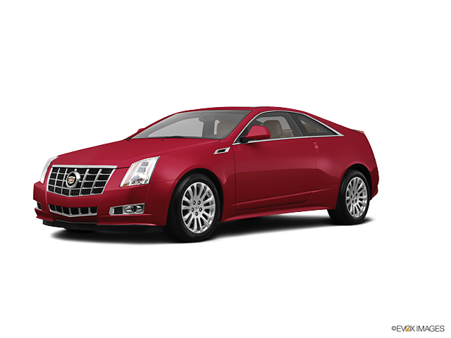 2013 Cadillac CTS Coupe Vehicle Photo in Lansing, MI 48911