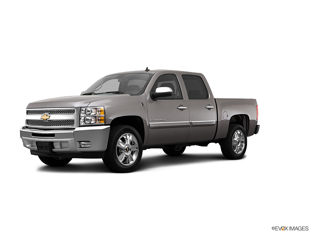 2013 Chevrolet Silverado 1500 Vehicle Photo in Enid, OK 73703