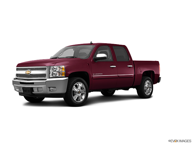 2013 Chevrolet Silverado 1500 Vehicle Photo in Colorado Springs, CO 80905