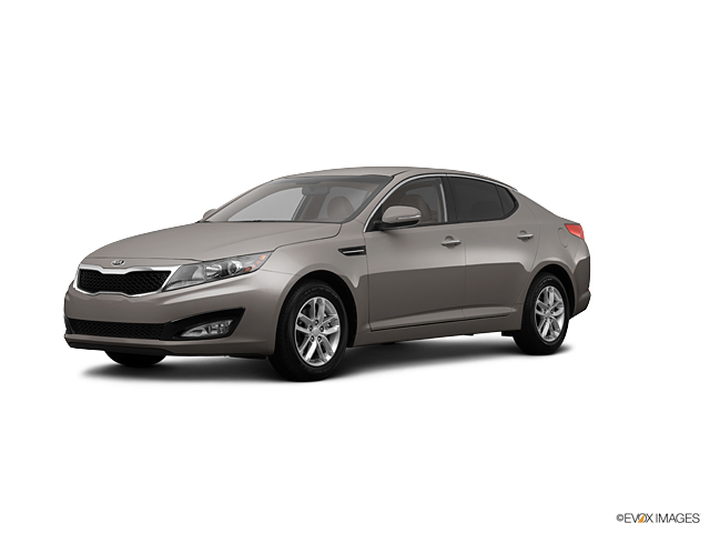 2013 Kia Optima Vehicle Photo in Trevose, PA 19053-4984