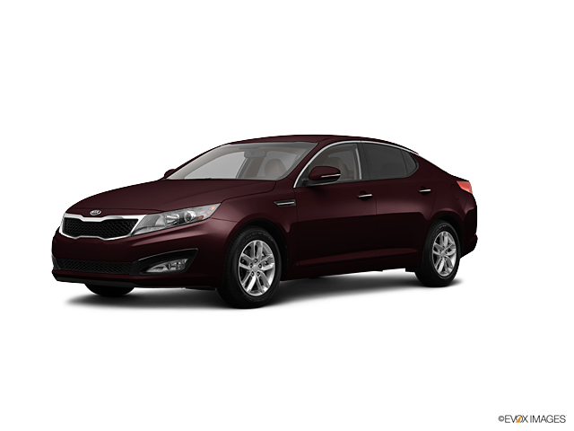 2013 Kia Optima Vehicle Photo in Colorado Springs, CO 80920