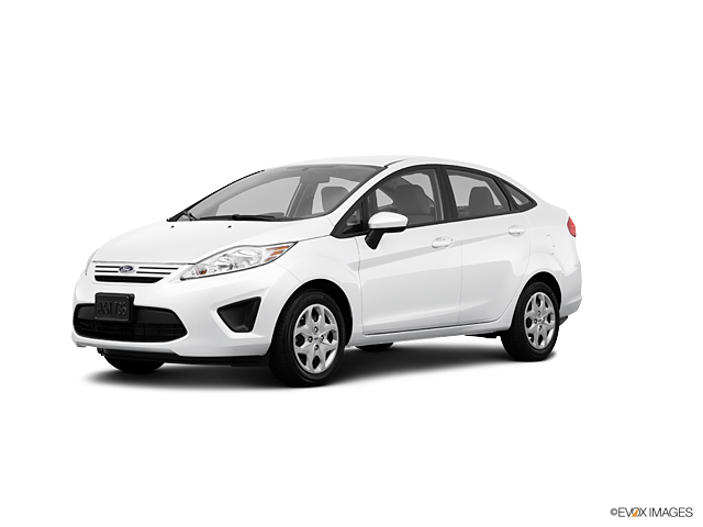 2013 Ford Fiesta Vehicle Photo in Akron, OH 44320