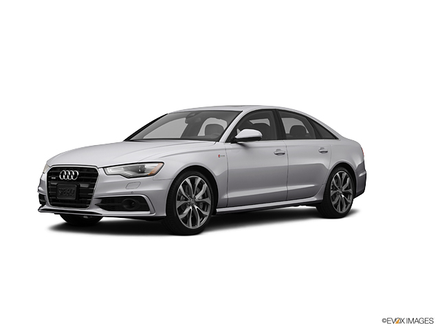2013 Audi A6 Vehicle Photo in Colorado Springs, CO 80905