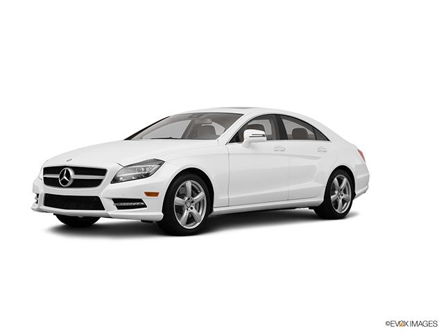 2013 Mercedes-Benz CLS-Class Vehicle Photo in Merriam, KS 66203