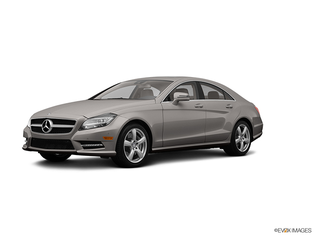 2013 Mercedes-Benz CLS-Class Vehicle Photo in Charlotte, NC 28269