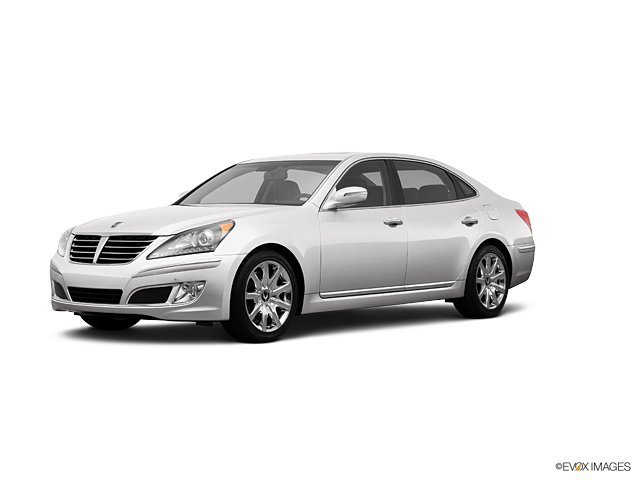 2013 Hyundai Equus Vehicle Photo in Edinburg, TX 78539