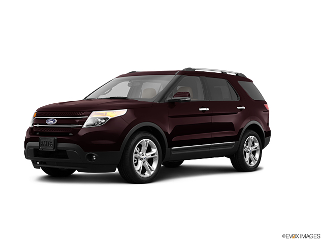 2013 Ford Explorer Vehicle Photo in Bedford, TX 76022
