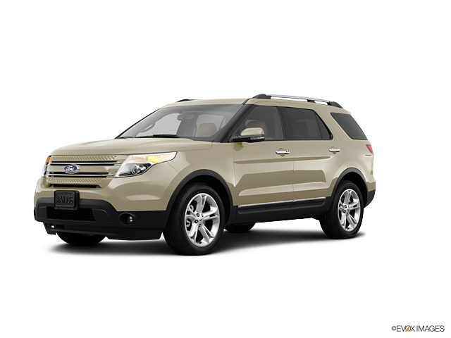 Certified 2013 Ford Explorer 4WD 4dr Limited ginger ale metallic exterior na interior 6-speed au