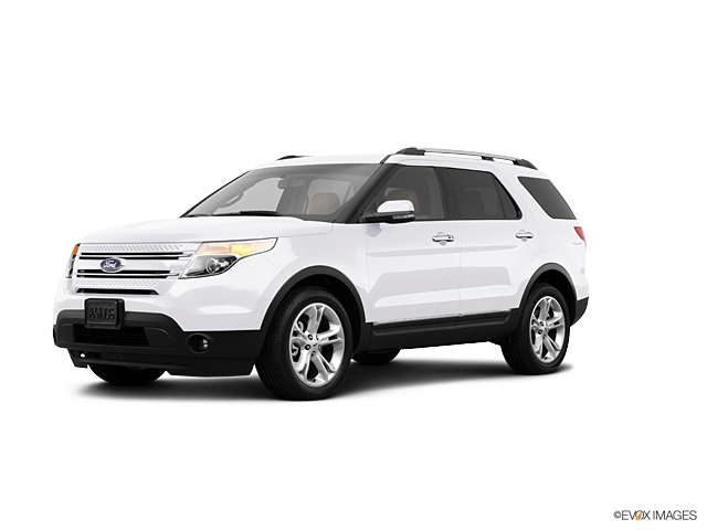 2013 Ford Explorer Vehicle Photo in Beaufort, SC 29906