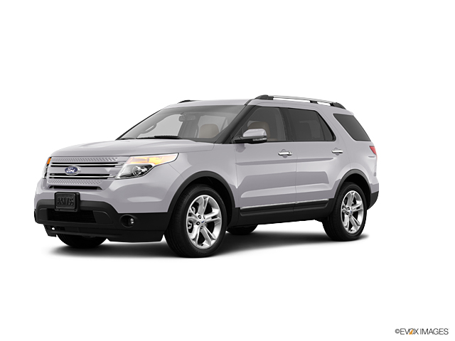 2013 Ford Explorer Vehicle Photo in Hyde Park, VT 05655