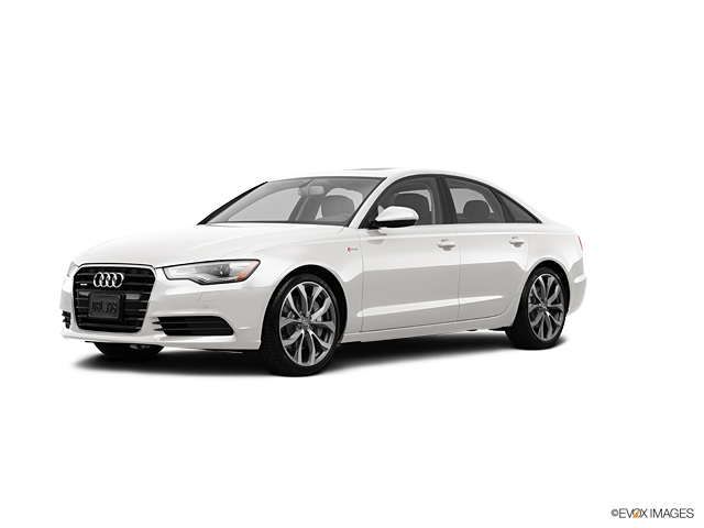 2013 Audi A6 Vehicle Photo in Edinburg, TX 78542