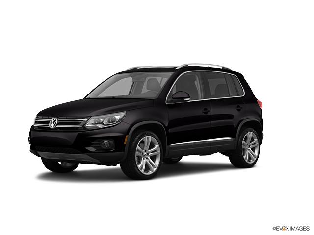 2013 Volkswagen Tiguan Vehicle Photo in Rockville, MD 20852