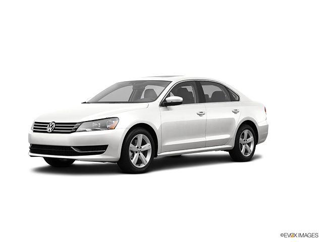 2013 Volkswagen Passat Vehicle Photo in Colorado Springs, CO 80905