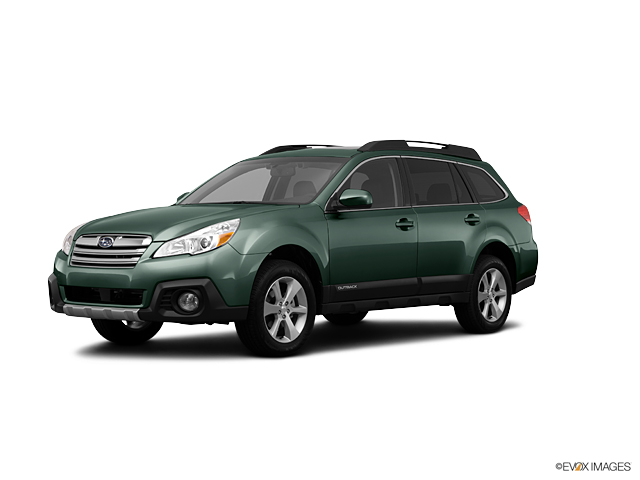 2013 Subaru Outback Vehicle Photo in Bend, OR 97701