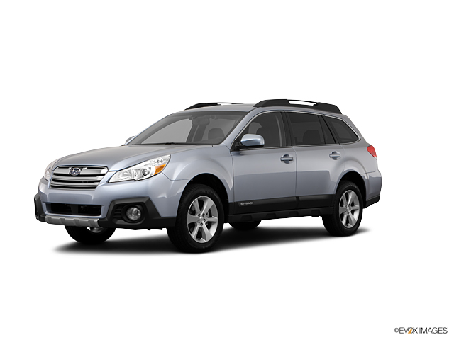 2013 Subaru Outback Vehicle Photo in Casper, WY 82609