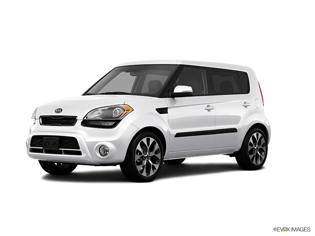 2013 Kia Soul Vehicle Photo in Van Nuys, CA 91401