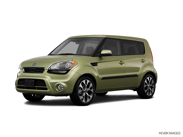 2013 Kia Soul Vehicle Photo in Salem, VA 24153