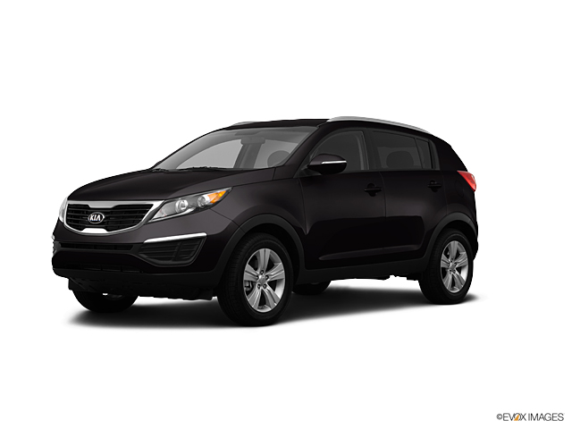 2013 Kia Sportage Vehicle Photo in Durham, NC 27713