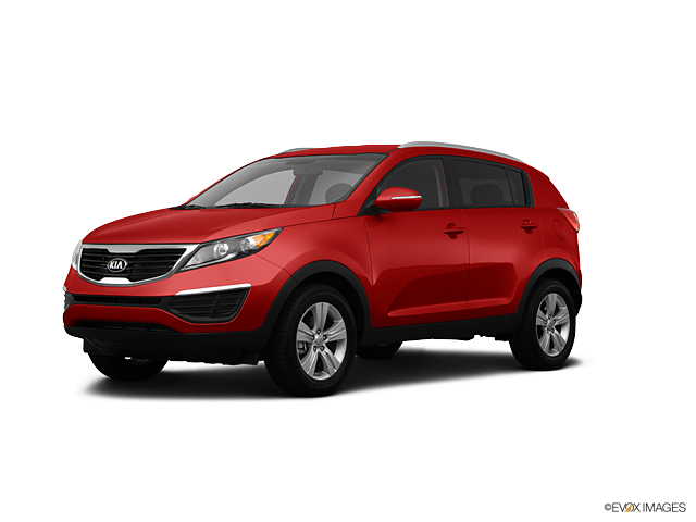 2013 Kia Sportage Vehicle Photo in Salem, VA 24153