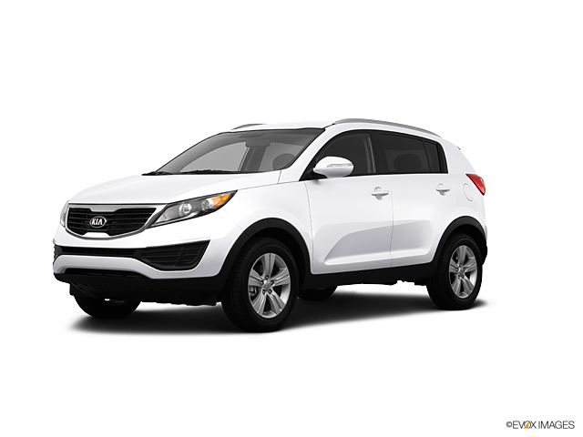 2013 Kia Sportage Vehicle Photo in Spokane, WA 99207