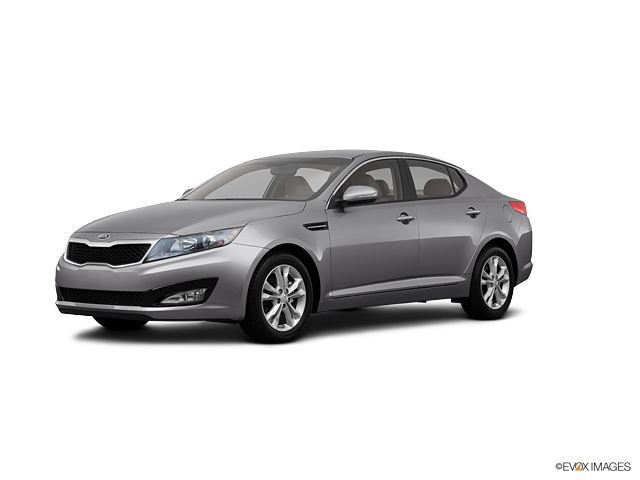 2013 Kia Optima Vehicle Photo in Grapevine, TX 76051