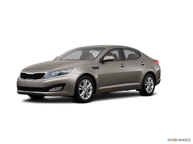 2013 Kia Optima Vehicle Photo in Peoria, IL 61615