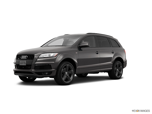 2013 Audi Q7 Vehicle Photo in Colorado Springs, CO 80920