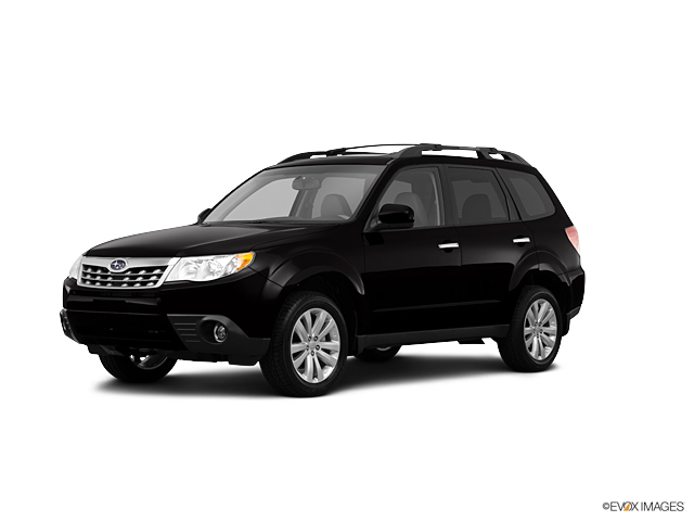 2013 Subaru Forester Vehicle Photo in Greenville, NC 27834