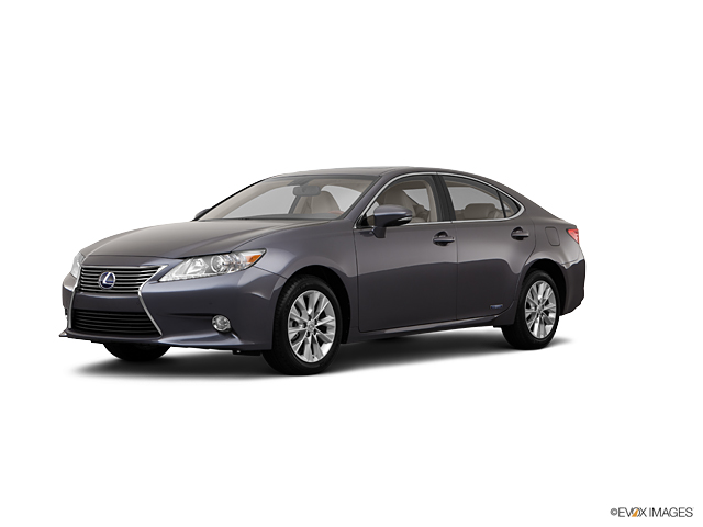 2013 Lexus ES 300h Vehicle Photo in Springfield, MO 65809