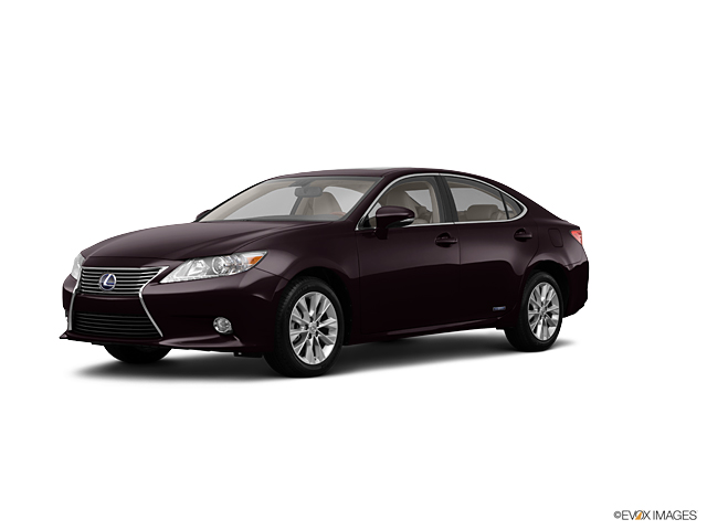 2013 Lexus ES 300h Vehicle Photo in Wilmington, NC 28403