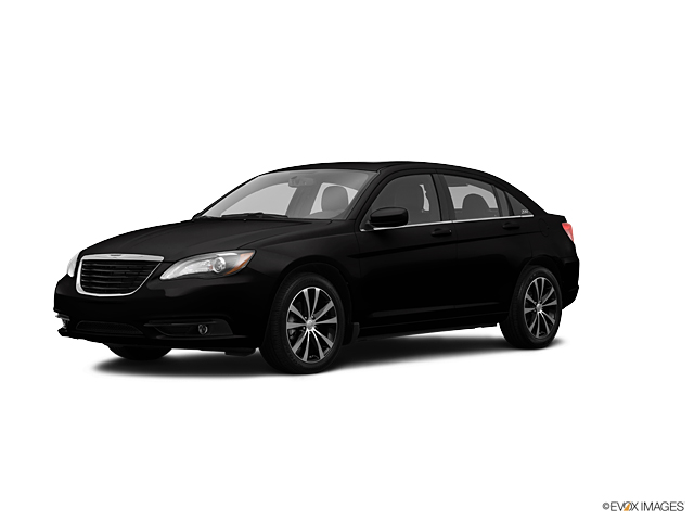 2013 Chrysler 200 Vehicle Photo in Oak Lawn, IL 60453