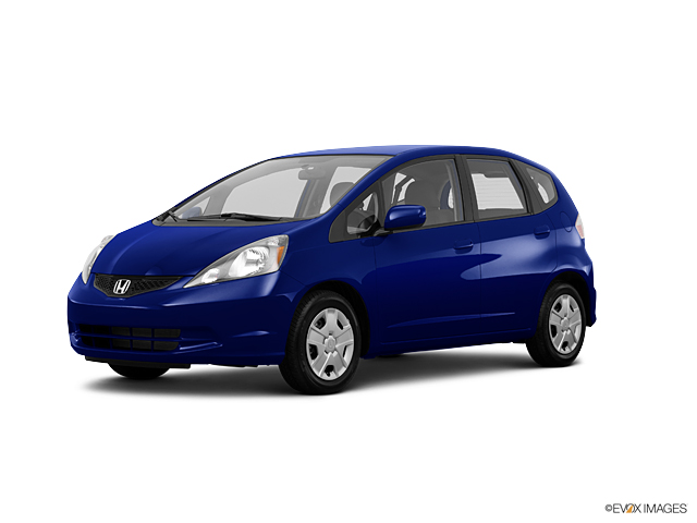 2013 Honda Fit Vehicle Photo in Rockville, MD 20852