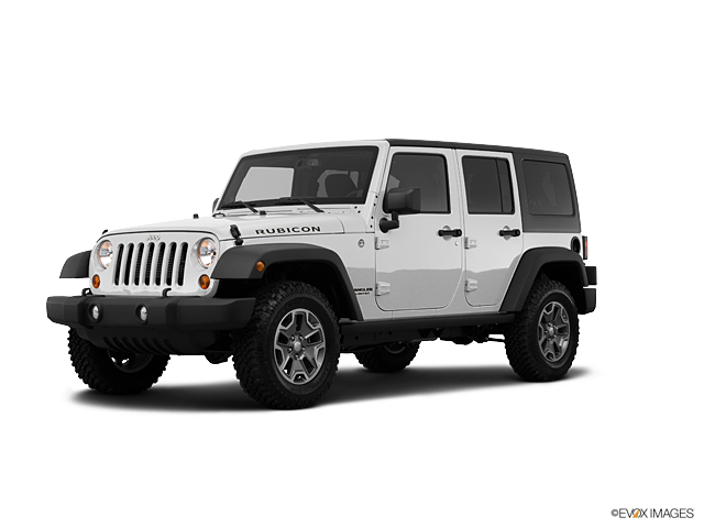 2013 Jeep Wrangler Unlimited Vehicle Photo in Springfield, MO 65809