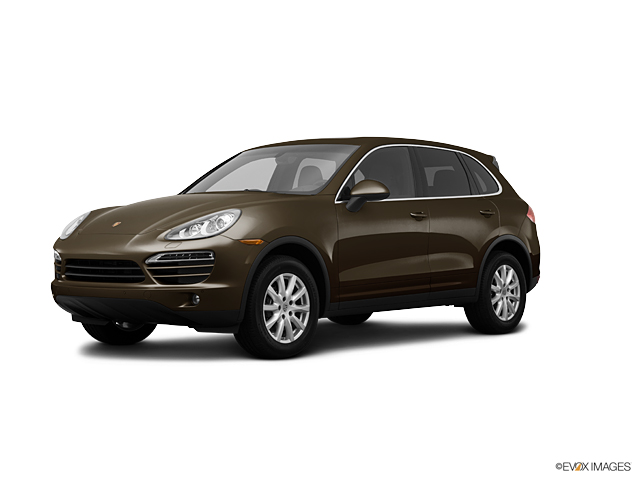 2013 Porsche Cayenne Vehicle Photo in Chapel Hill, NC 27514