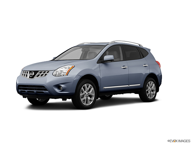 2013 Nissan Rogue Vehicle Photo in Baton Rouge, LA 70806