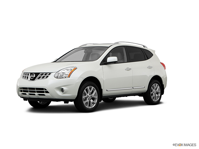 2013 Nissan Rogue Vehicle Photo In Wake Forest, NC 27587