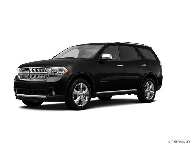 2013 Dodge Durango Vehicle Photo in Colorado Springs, CO 80905