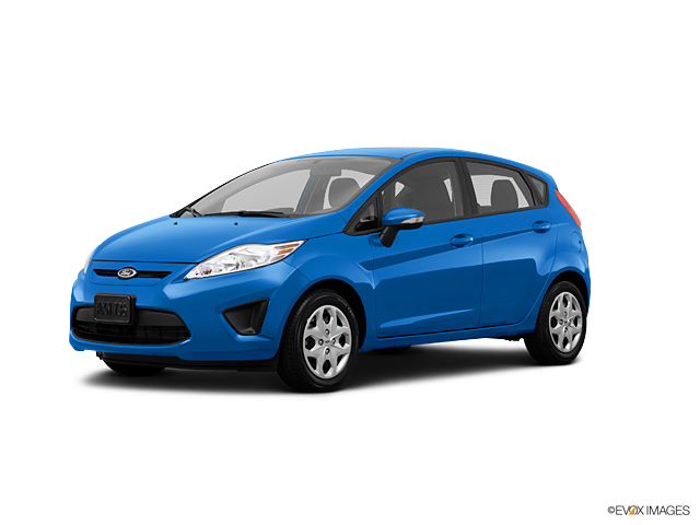 2013 Ford Fiesta Vehicle Photo in Wharton, TX 77488