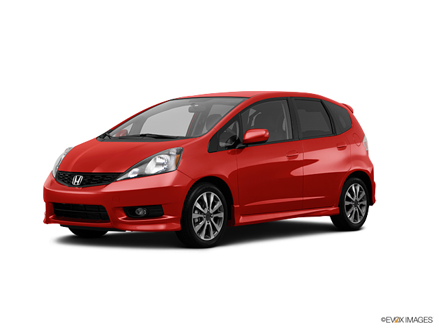 2013 Honda Fit Vehicle Photo in Fort Worth, TX 76180
