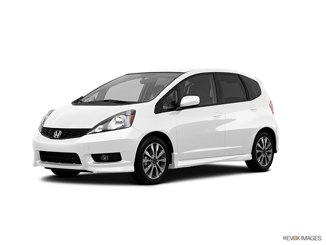 2013 Honda Fit Vehicle Photo in Trevose, PA 19053-4984
