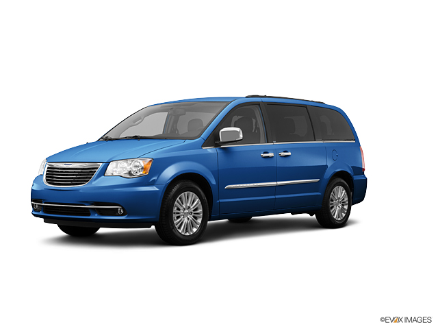 2013 Chrysler Town & Country Vehicle Photo in Helena, MT 59601