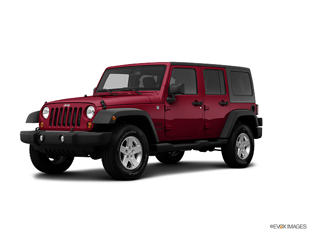 2013 Jeep Wrangler Unlimited Vehicle Photo in Baton Rouge, LA 70806
