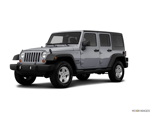 2013 Jeep Wrangler Unlimited Vehicle Photo in Akron, OH 44320
