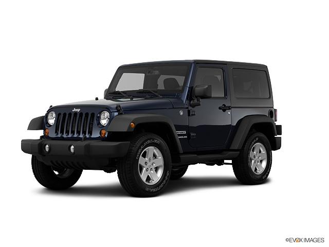 2013 Jeep Wrangler Vehicle Photo in Gardner, MA 01440