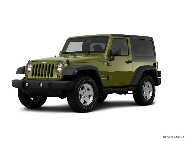2013 Jeep Wrangler Vehicle Photo in Augusta, GA 30907