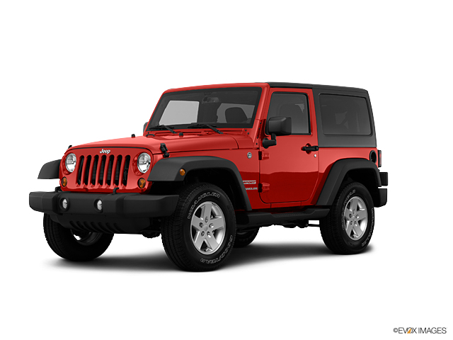 2013 Jeep Wrangler Vehicle Photo in Austin, TX 78759