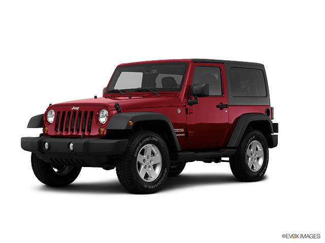 2013 Jeep Wrangler Vehicle Photo in Akron, OH 44303