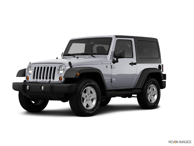 2013 Jeep Wrangler Vehicle Photo in Akron, OH 44320