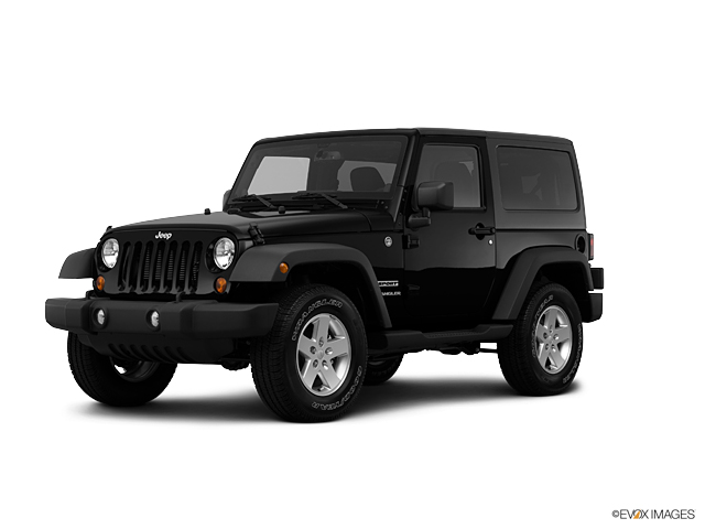 2013 Jeep Wrangler Vehicle Photo in Concord, NC 28027