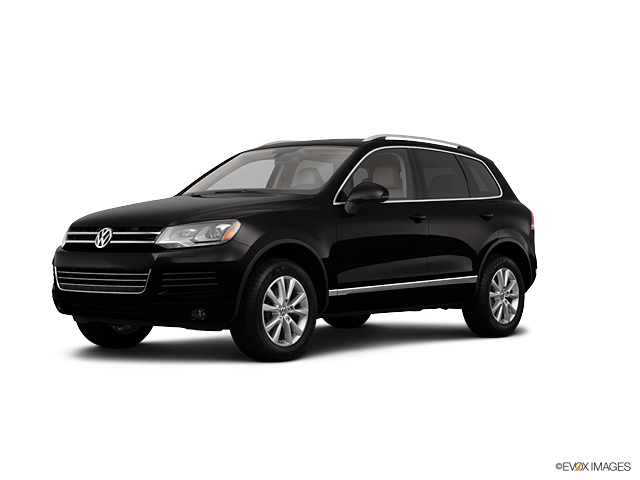 2013 Volkswagen Touareg Vehicle Photo in Enid, OK 73703